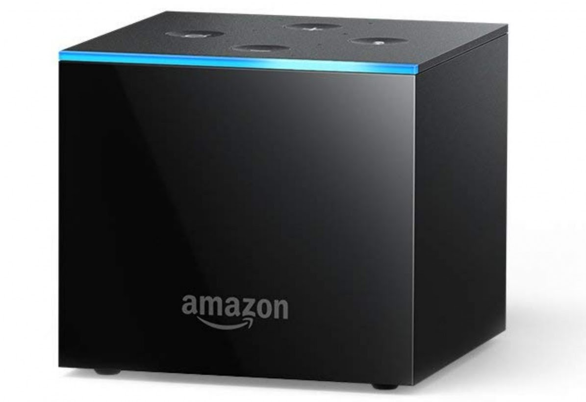 Amazon's latest streaming device is the Fire TV Cube